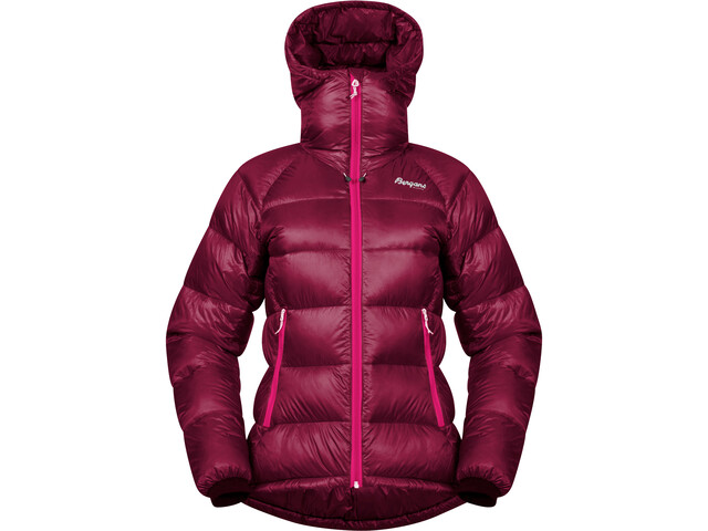 Bergans Slingsby Giacca piumino Donna, beet red/raspberry